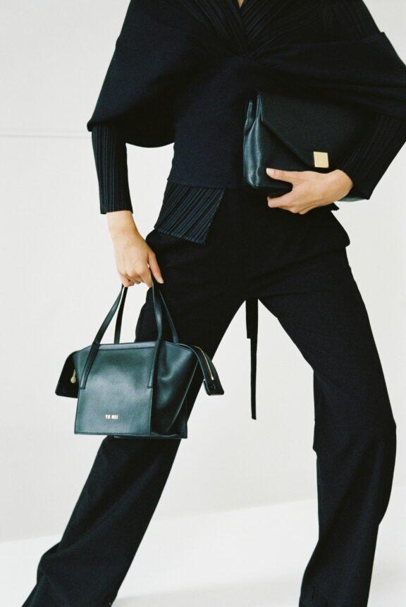Pilot_Yu Mei Handbags Client AW21 Fashion Shoot, Wellington New Zealand.